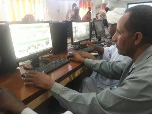 نائب مدير جامعة القرآن الكريم وتأصيل العلوم يشهد ختام أعمال الدورة التدريبية الرابعة في مجال تطبيقات التعليم الإلكتروني لأعضاء هيئة التدريس.
